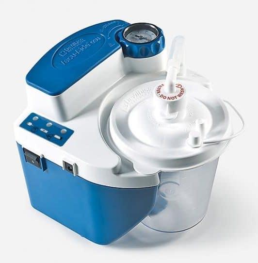 Suction Machine Setup Packet